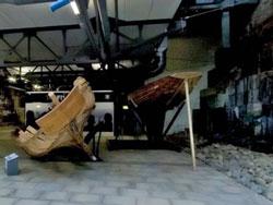 Waterproofing of former dry dock at Barrow Dock Museum