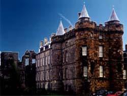 Dry Rot Treatment. Holyrood Palace