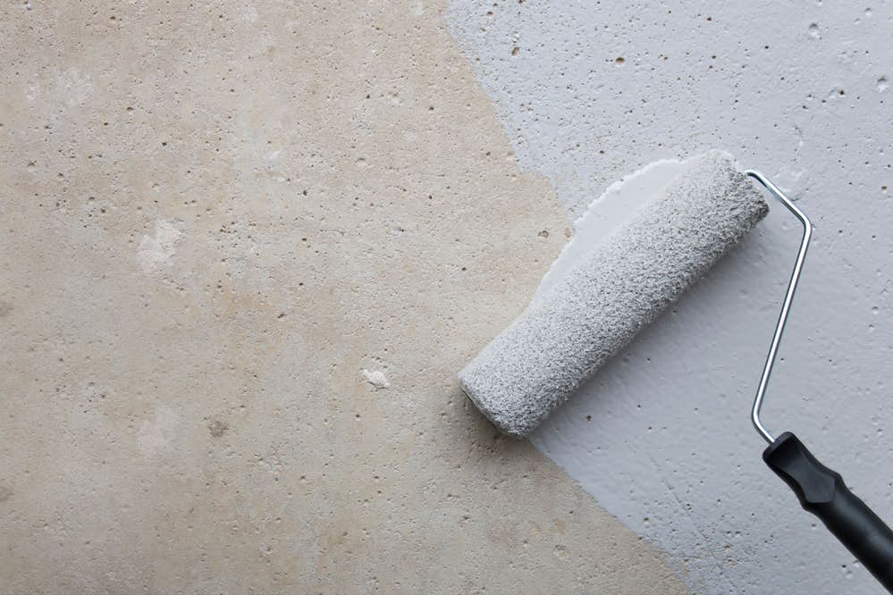 Damp-Proofing Concrete Floors (Refurbishment)
