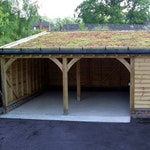 Completed Green Roof