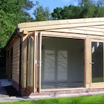 Oak Framed Replacement Building