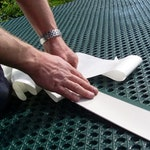 Overseal Tape – For added protection