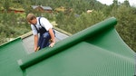 Green roofs (pitched)