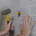 Install Oldroyd Brick Plugs