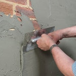 Applying Vandex BB75 by trowel