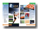 Product guide – sports surfaces