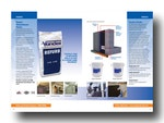 Product guide Vandex Refurbishment Plaster