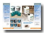 Product gudie woodworm dry rot