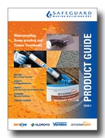 Product guide cover