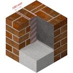Drybase Flex corner detail