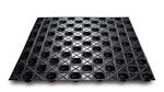Oldroyd Xv Black Cavity Drainage Membrane