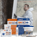 The Dryzone System - The complete rising damp renovation rang