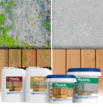 The Roxil Landscaping Range - The complete outdoor protection range