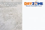 Dryzone Mould-Resistant Paint Solutions help homeowners to stay mould-free
